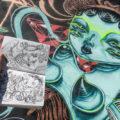 Street Art Buswick BPVNY MPVNY NYCTT 24