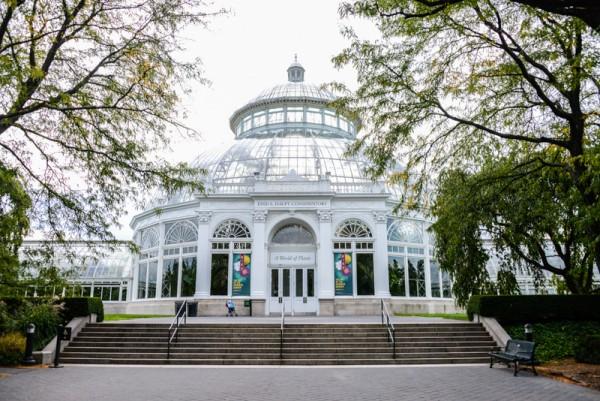 The New York Botanical Garden Bronx BPVNY MPVNY NYCTT 3