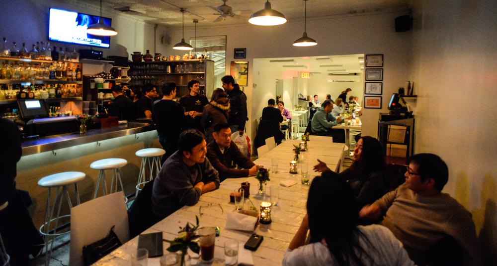 La casa enrique un aut ntico restaurante mexicano en long for Veltroni casa new york