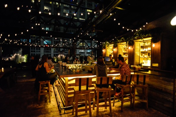 Rooftop Refinery Hotel NYC  8