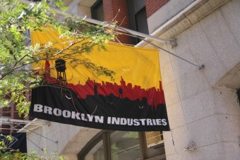 Brooklyn Industries store NYC 1