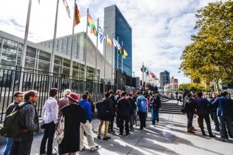 Naciones unidas ONU New York 1