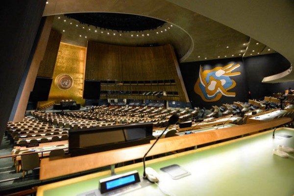 Naciones unidas ONU New York 12