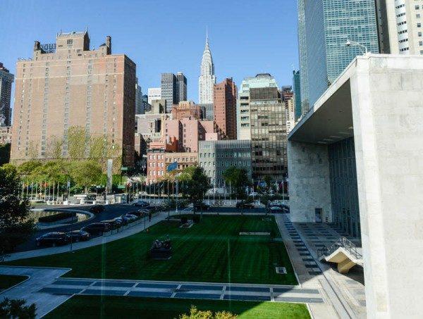 Naciones unidas ONU New York 2