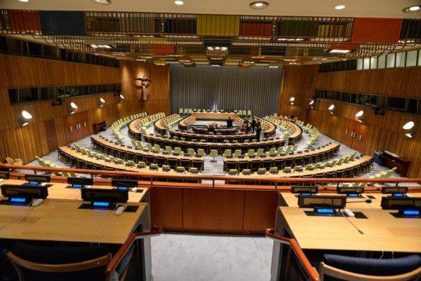 Naciones unidas ONU New York 9