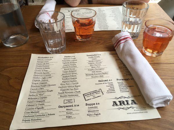Aria Wime Bar 1