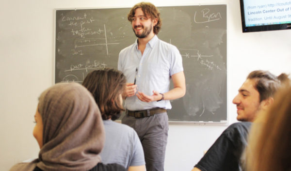 Escuela Españoles en Nueva York 2