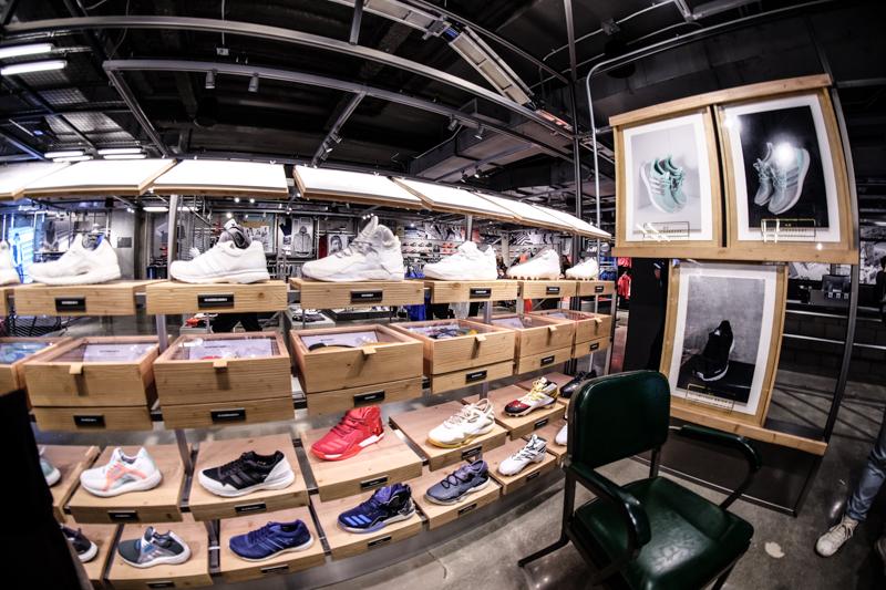 Terraplén revolución Comprometido  Descubran la tienda ADIDAS de la 5ª Avenida