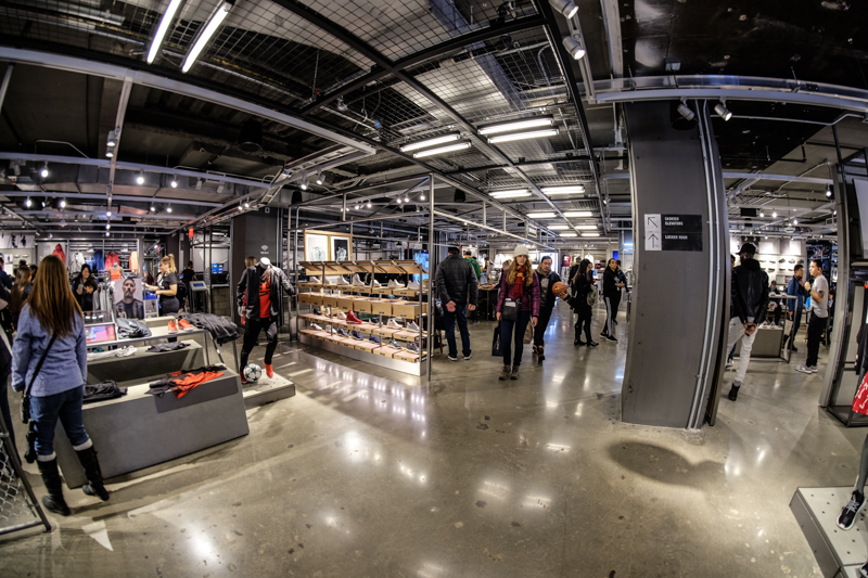 tiendas de zapatos adidas en new york